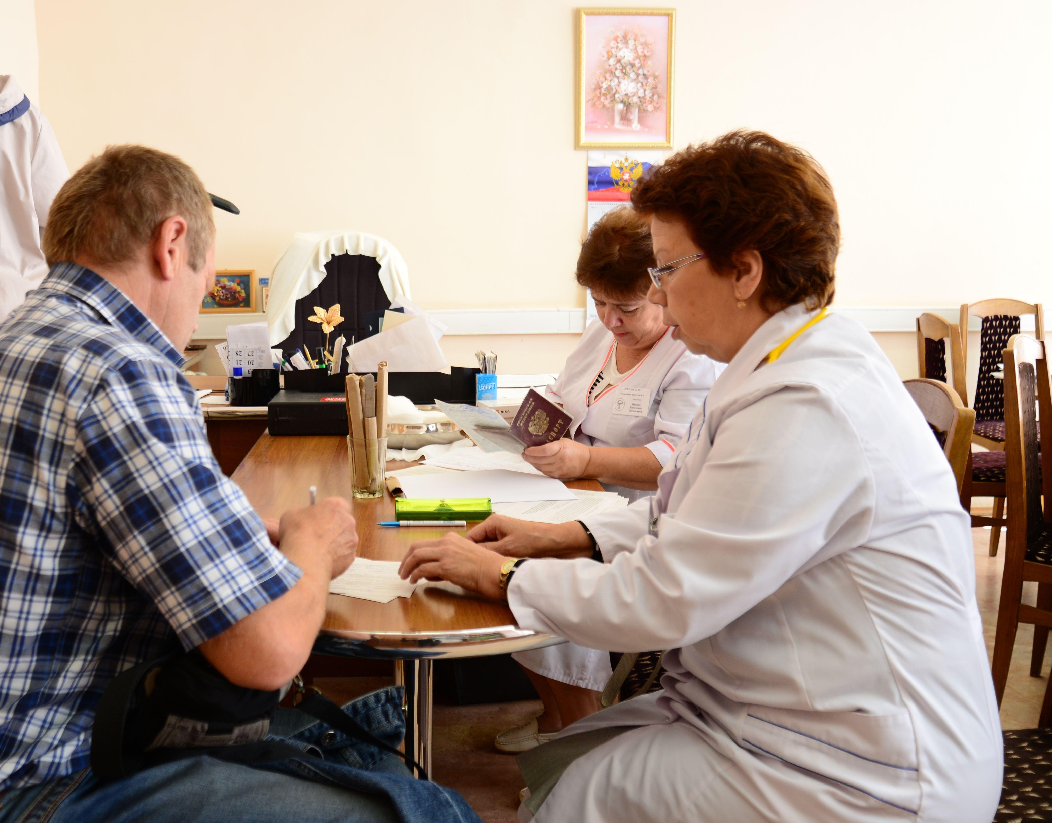 ВПермском крае начинается вакцинация детей ивзрослых против гриппа