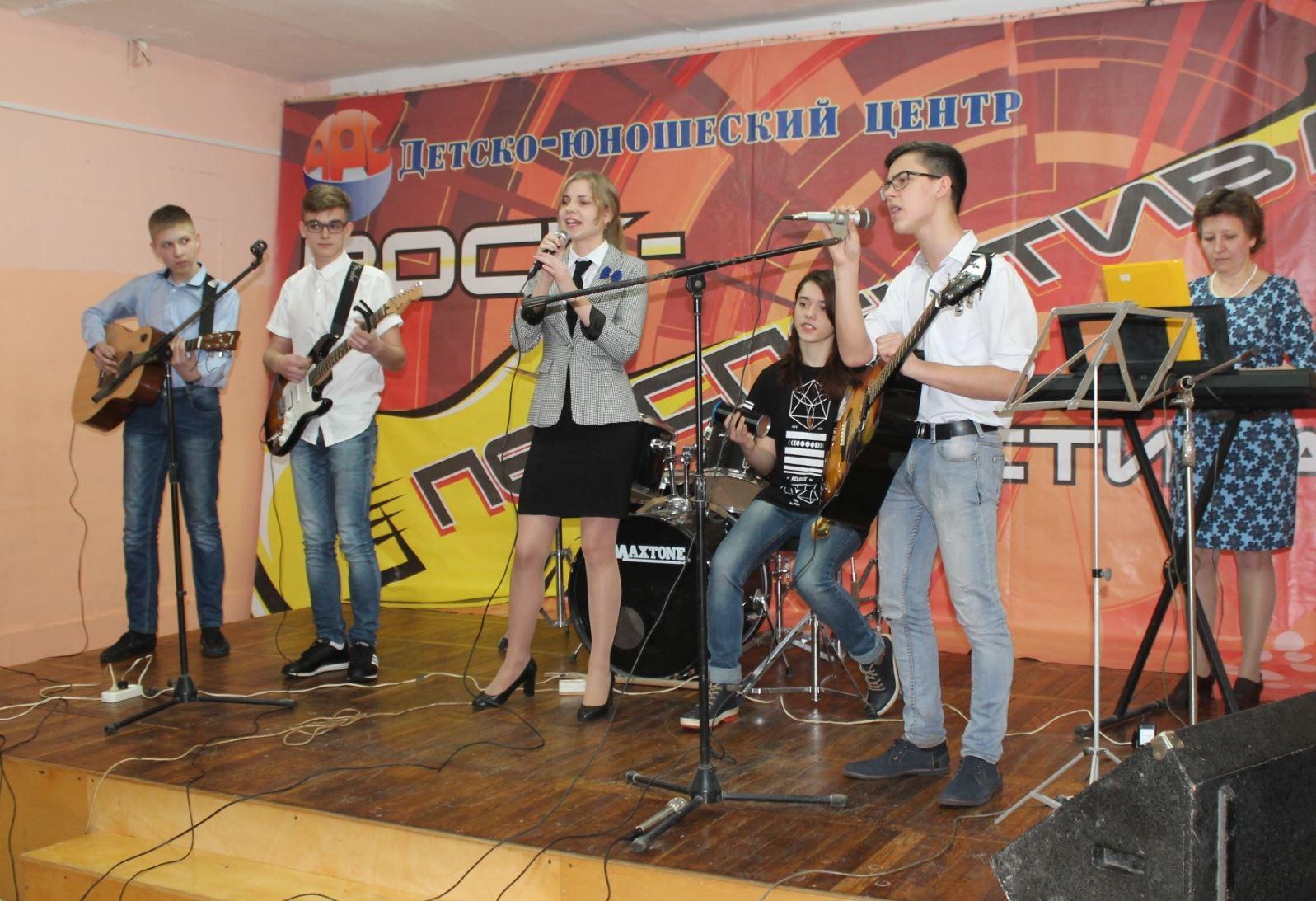 Музыкальные групповые конкурсы