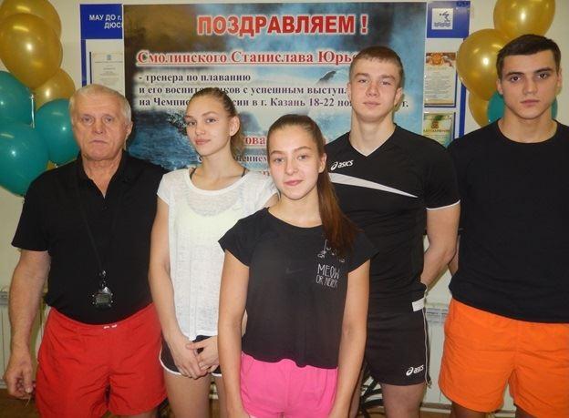 Полина Егорова завоевала вторую «бронзу» чемпионата РФ поплаванию