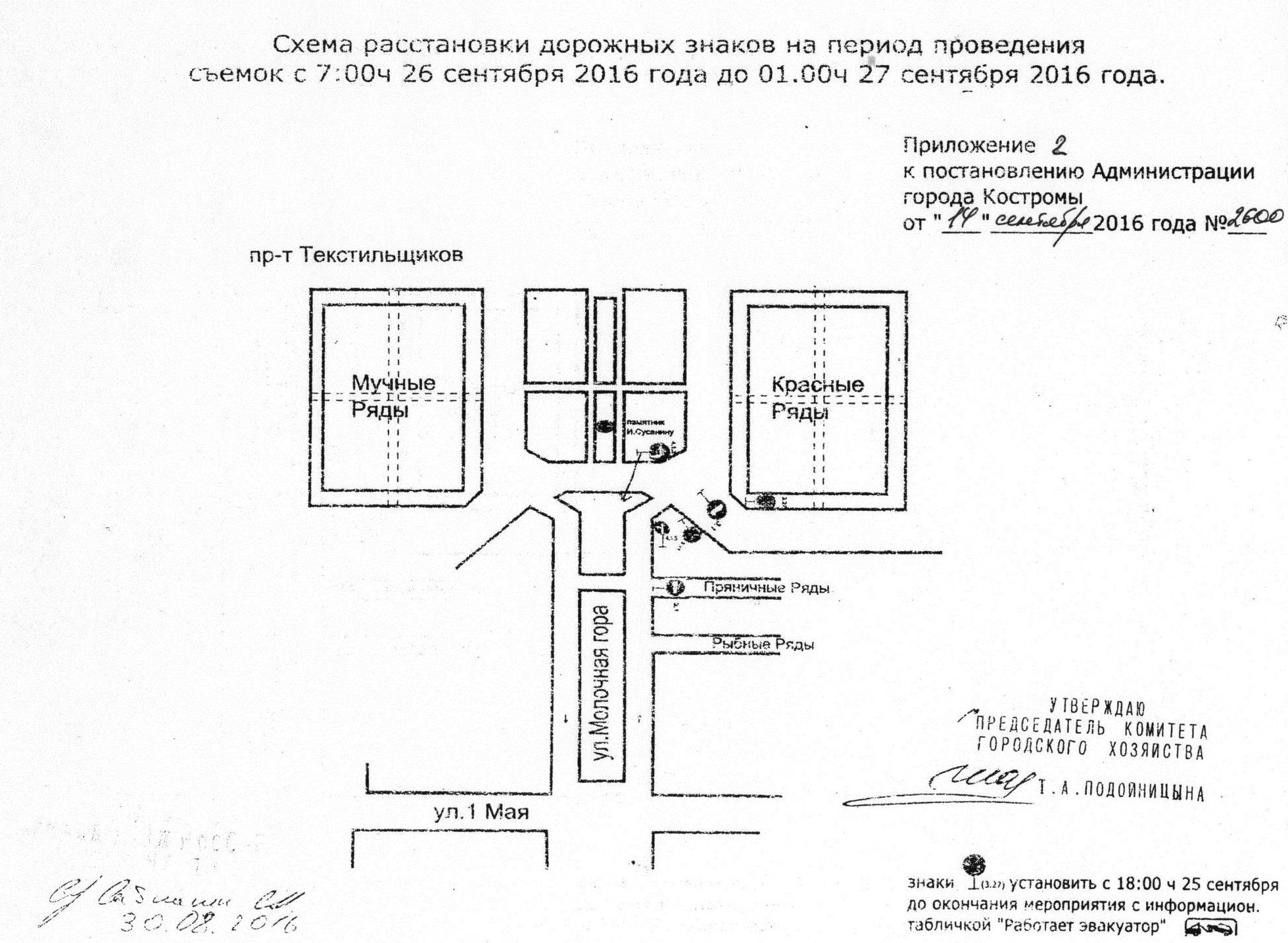 Схема расстановки дорожных знаков фото 10