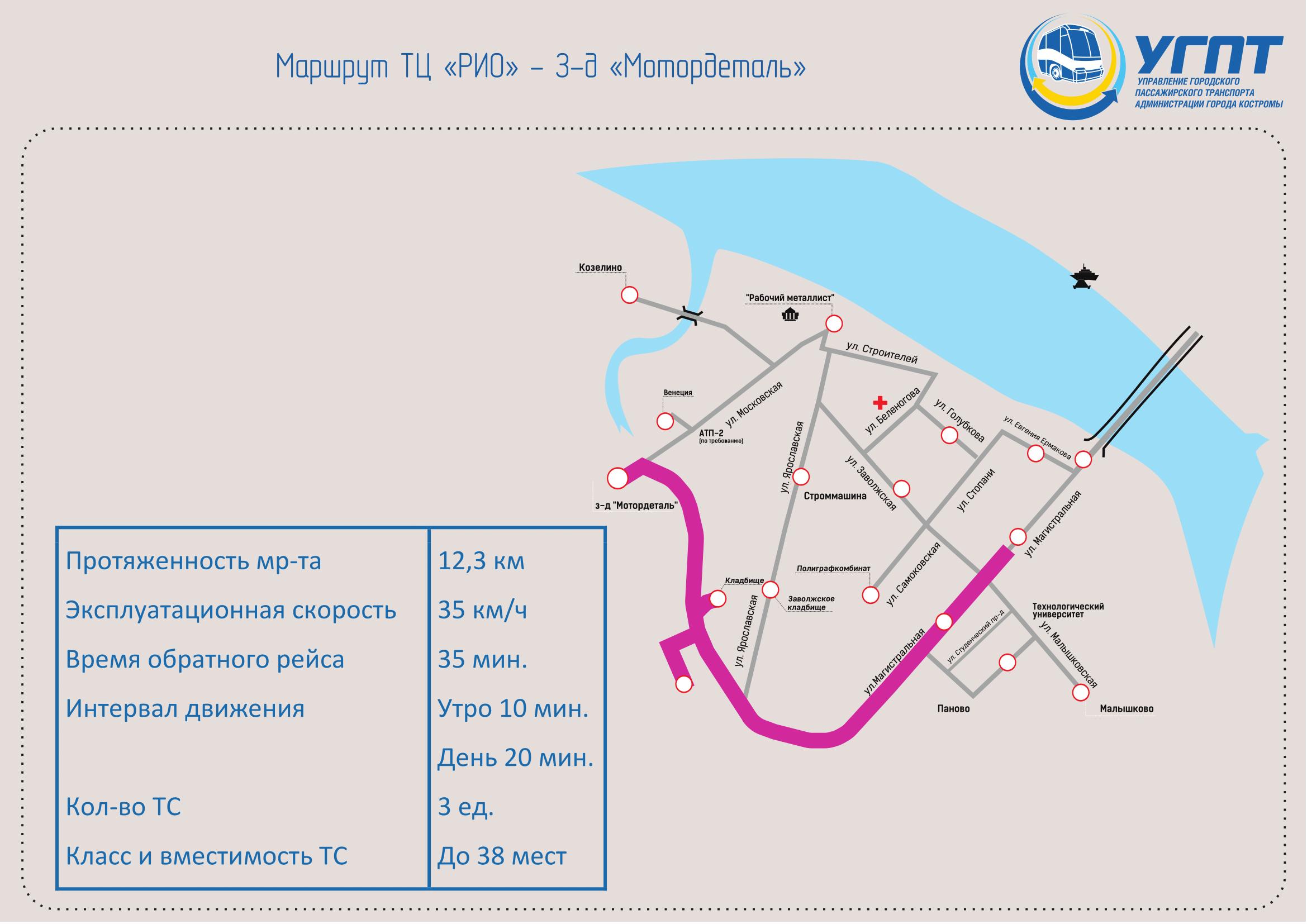 схема маршрутов автобусов на чуркине